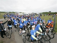 Sunderland Big Bike Ride 2012