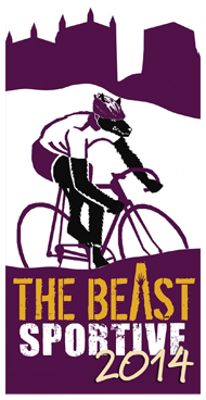 Viewing The Beast 2014 - Part of the Durham Big Ride Events in Durham | MapMyRide
