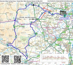 DVC Group - Charity Ride - MAP - MNDa